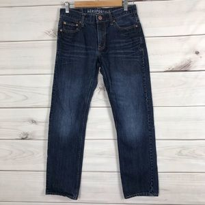 Aeropostale 28/30 Blue Jeans Womens Straight
